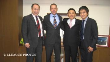 LeadOff Sports Marketing coordinates Major League Soccer's international scouting in Japan
