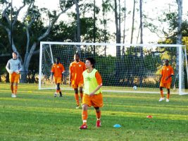 Japanese Player Slot for USL PRO Men's Combine