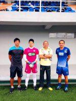 JP Voltes FC Signs Tetsuya Okuda on Loan