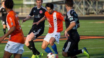 Shintaro Harada signs for Colorado Springs Switchbacks FC