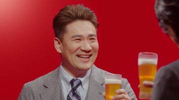 Masahiro Tanaka Starring in KIRIN Brewery Company's TV commercials